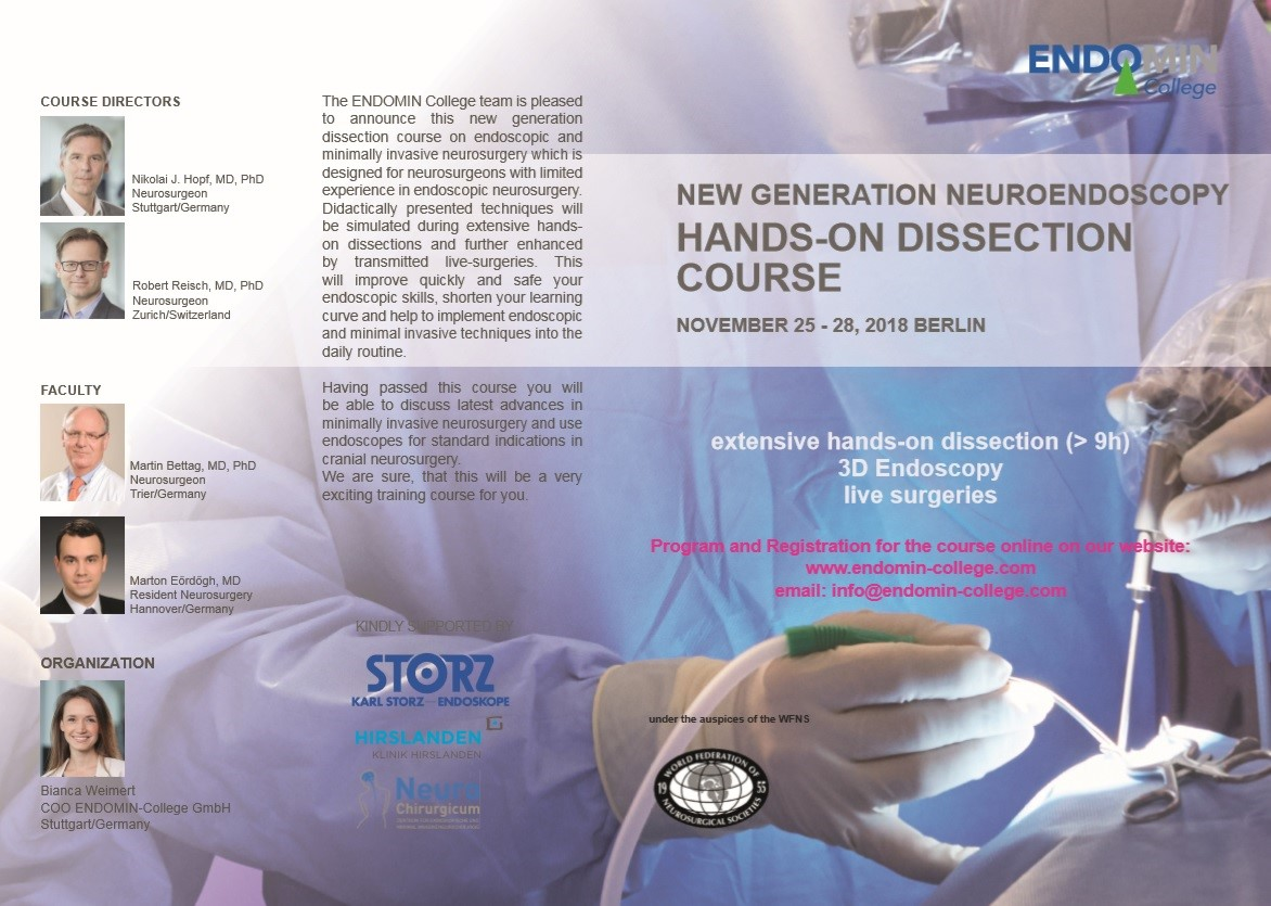 World Federation of Neurosurgical Societies | World Federation of