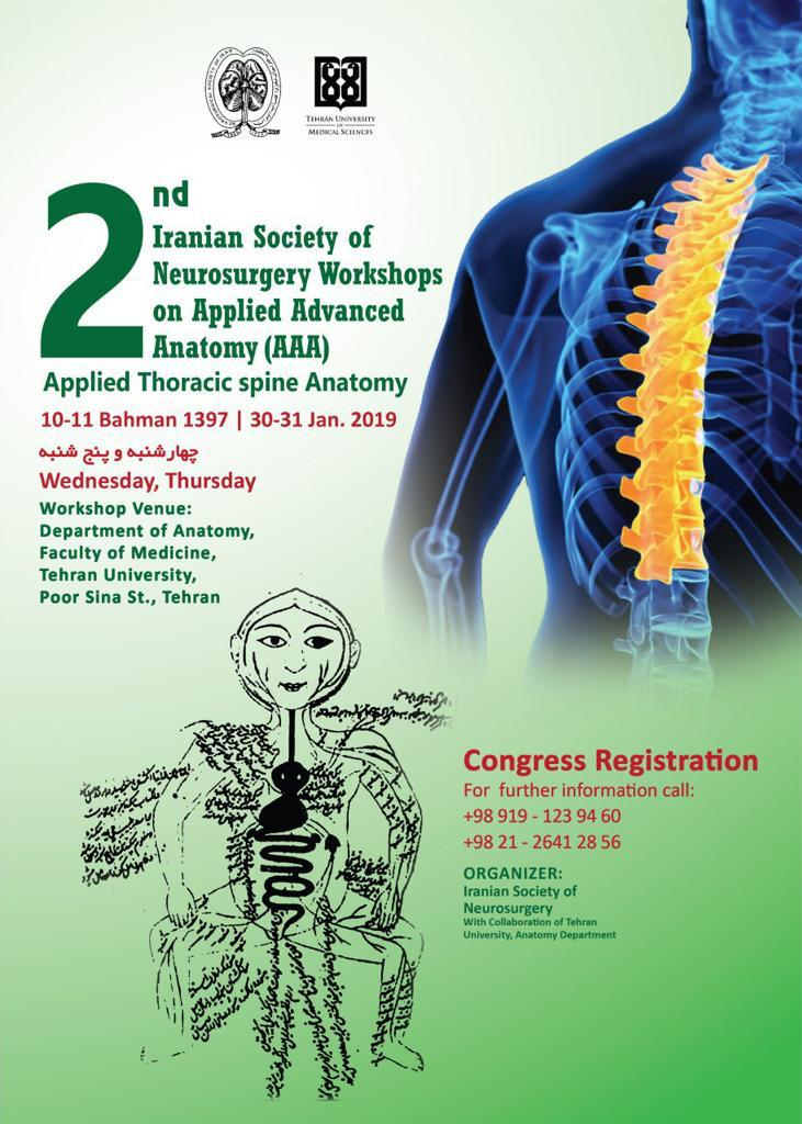 World Federation Of Neurosurgical Societies Iranian Society Of